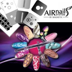 Трафареты AirNails